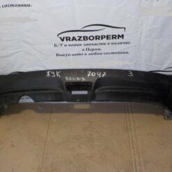 Спойлер бампера (юбка) задн. Nissan Juke (F15) 2011>  850B21KA1A б/у