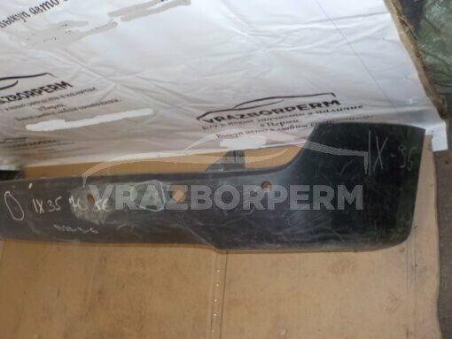 Спойлер бампера (юбка) задн. Hyundai ix35/Tucson 2010-2015  86612-2Y000, 866122Y000, 866102S010, 866102S000, 866902S010 б/у