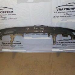 Спойлер бампера (юбка) задн. Toyota Highlander III 2013>  521690E070, 52169-0E070 б/у