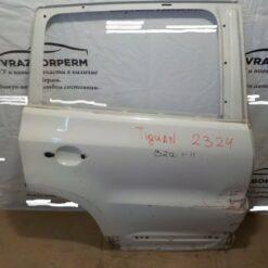Дверь задняя правая Volkswagen Tiguan 2007-2011  5N0833055A б/у