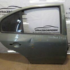 Дверь задняя правая Skoda Octavia (A4 1U-) 2000-2011  1U4833052 б/у
