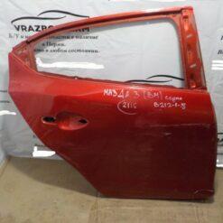 Дверь задняя правая Mazda Mazda 3 (BM) 2013-2016  BHY07202XF, BHY07202XE, BHZ07202XE