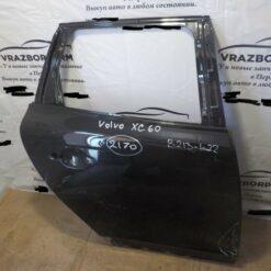 Дверь задняя правая Volvo XC60 2008-2017  31335545 б/у