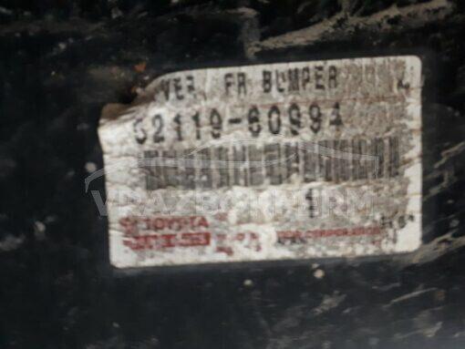 Бампер передний Toyota Land Cruiser (200) 2008>  5211960994 б/у
