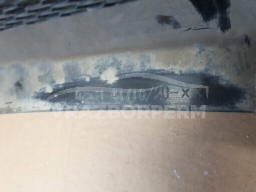 Бампер передний Toyota Land Cruiser (150)-Prado 2009>   б/у