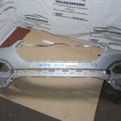 Бампер передний Hyundai Santa Fe (DM) 2012>  86511B8000 б/у