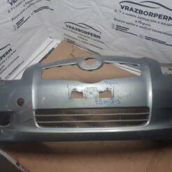 Бампер передний Toyota Yaris 2005-2011  521190D130 б/у