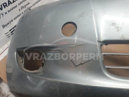 Бампер передний Toyota Yaris 2005-2011  521190D130