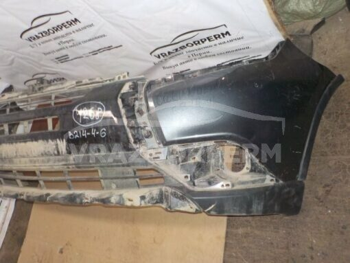 Бампер передний Mitsubishi Outlander (GF) 2012>  6400G585ZZ б/у