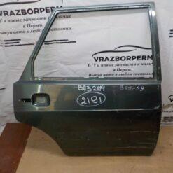 Дверь задняя правая VAZ 21140   б/у