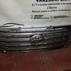 Решетка радиатора перед. Toyota Land Cruiser (200) 2008>  5311460110 б/у