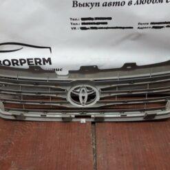 Решетка радиатора Toyota   3