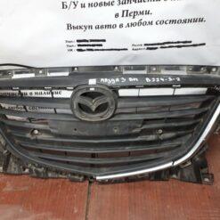 Решетка радиатора Mazda Mazda 3 (BM) 2013-2016   1