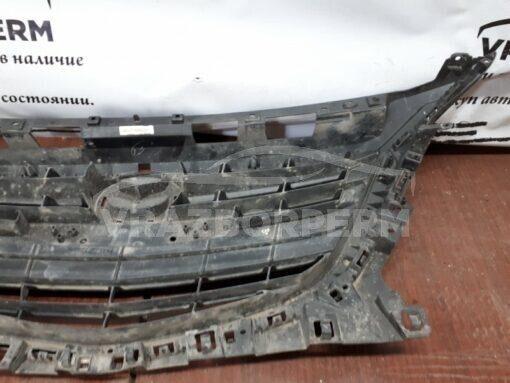 Решетка радиатора Mazda Mazda 3 (BM) 2013-2016
