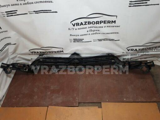 Решетка радиатора Citroen C4 II 2011>  02343616