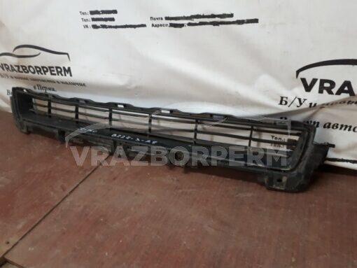 Решетка бампера переднего центральная (без ПТФ) Toyota Land Cruiser (150)-Prado 2009>  5311260090 б/у