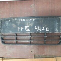 Решетка бампера переднего центральная (без ПТФ) Ford Focus III 2011>  BM5117K945A б/у