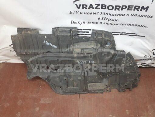 Пыльник двигателя (грязезащита) левый перед. Toyota Camry V50 2011>  5144233180 б/у