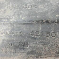 Пыльник двигателя (грязезащита) центарльный Toyota RAV 4 2013-2016  5144142150 б/у 2