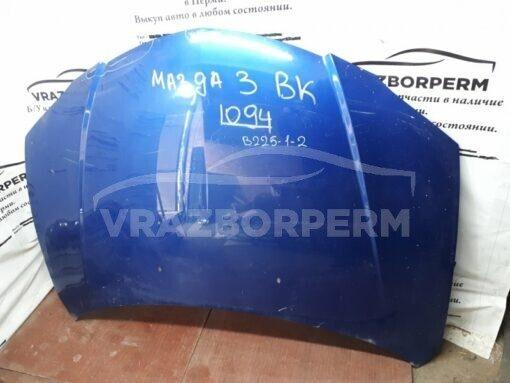 Капот Mazda Mazda 3 (BK) 2002-2009   б/у
