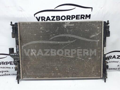 Радиатор основной Renault Logan 2005-2014  8200735039 б/у