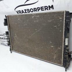 Радиатор основной Renault Logan 2005-2014  8200735039 б/у 1