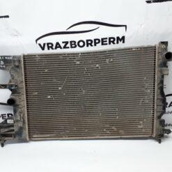 Радиатор основной Chevrolet Cruze 2009-2016  52422363 б/у