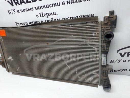 Радиатор основной Volkswagen Golf VII 2012>  5Q0121251EB б/у