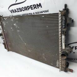 Радиатор основной Opel Insignia 2008-2017  S8109001 б/у 1
