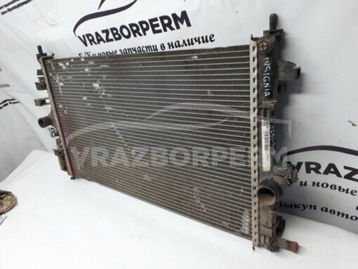 Радиатор основной Opel Insignia 2008-2017  S8109001 б/у
