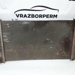 Радиатор основной Opel Insignia 2008-2017  S8109001 б/у 3