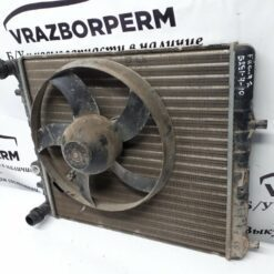 Радиатор основной Skoda Fabia 2007-2015  862378R б/у 1