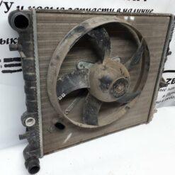 Радиатор основной Skoda Fabia 2007-2015  862378R б/у 2
