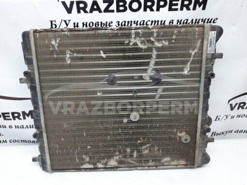 Радиатор основной Skoda Fabia 2007-2015  862378R б/у