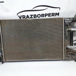 Радиатор основной Chevrolet Cruze 2009-2016  13281773 б/у