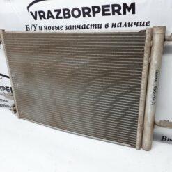 Радиатор кондиционера Chevrolet Cruze 2009-2016  13377762 б/у 1