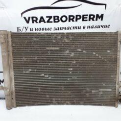 Радиатор кондиционера Chevrolet Cruze 2009-2016  13377762 б/у 3