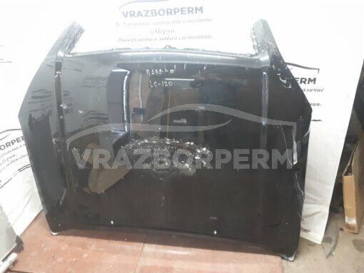 Капот Toyota Land Cruiser (120)-Prado 2002-2009  5330160470 б/у