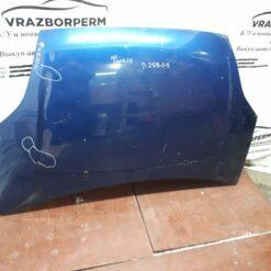 Капот Ford Fiesta 2008>   б/у 3