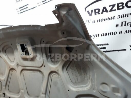 Капот Ford Fusion 2002-2012  1532551 б/у