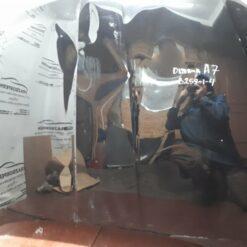 Капот Skoda Octavia (A7) 2013>  5E0823031 б/у 4