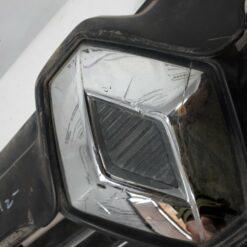 Решетка радиатора Renault Sandero 2014>  623105727R б/у 2