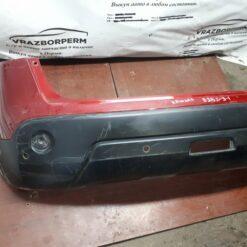 Бампер задний Nissan Qashqai (J10) 2006-2014  85022JD00H б/у 3