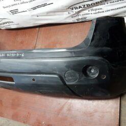 Бампер задний Nissan Qashqai (J10) 2006-2014  85022JD00H б/у 2