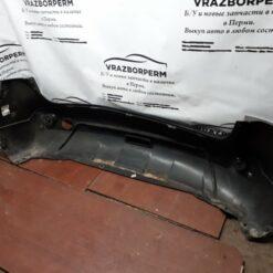 Бампер задний Nissan Qashqai (J10) 2006-2014   б/у 5