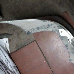 Бампер задний Nissan Almera (G15) 2013>  850224AA0H 5