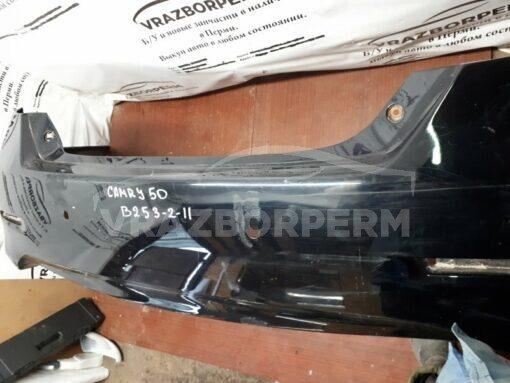 Бампер задний Toyota Camry V50 2011>   б/у