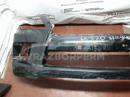 Бампер передний Lexus LX 570 2007>   б/у