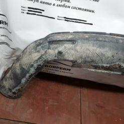Спойлер бампера (юбка) задн. Volkswagen Jetta 2006-2011  1K5807521A9B9 б/у 1