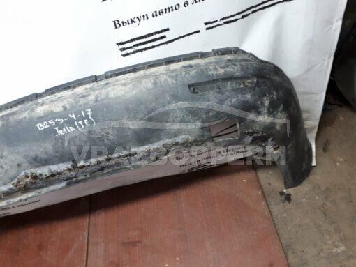Спойлер бампера (юбка) задн. Volkswagen Jetta 2006-2011  1K5807521A9B9 б/у